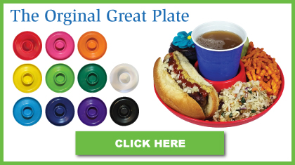 The Original Great Plate