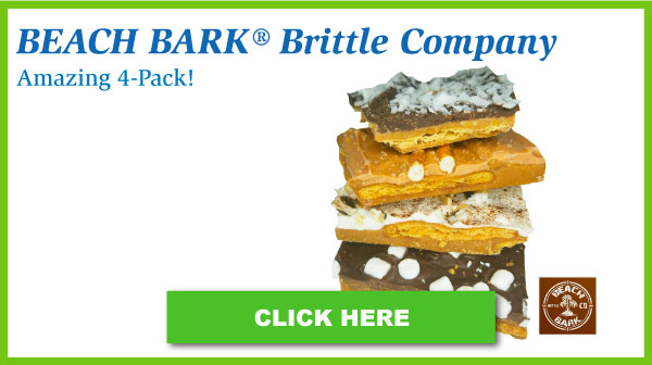 Beach Bark Brittle