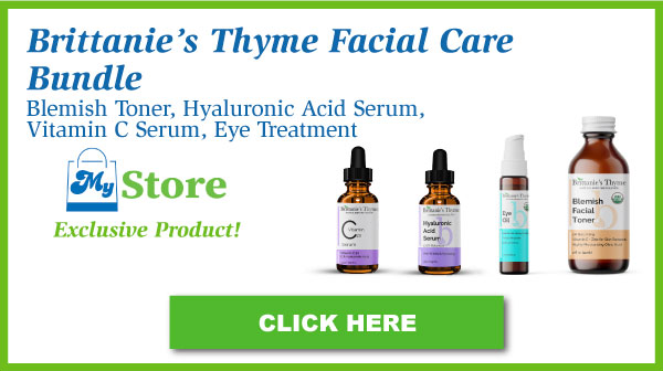 Brittanie's Thyme Facial Care Bundle