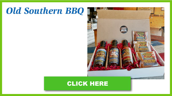 Old Southern Barbecue Gift Box