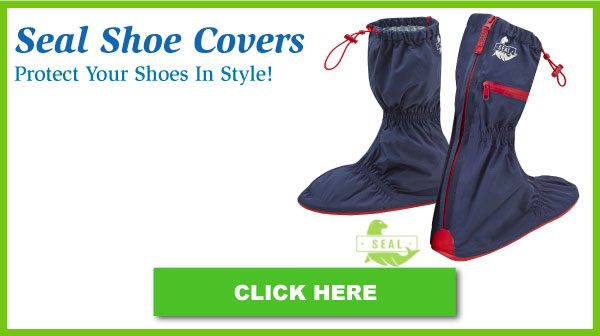 Seal Shoe Covers